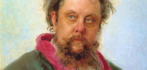 On Mussorgsky's Pictures at an Exhibition